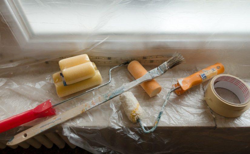 Planując naprawe mieszkania należałoby wpierw przygotowywać się do niego.